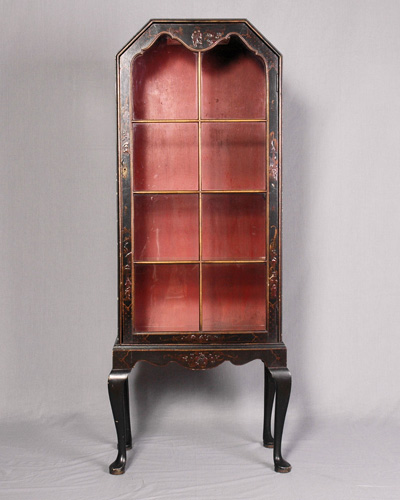 Chinoiserie Display Cabinet, England, c.1860